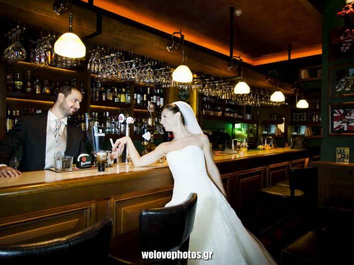φωτογραφία γάμου στον Περιστέρι
