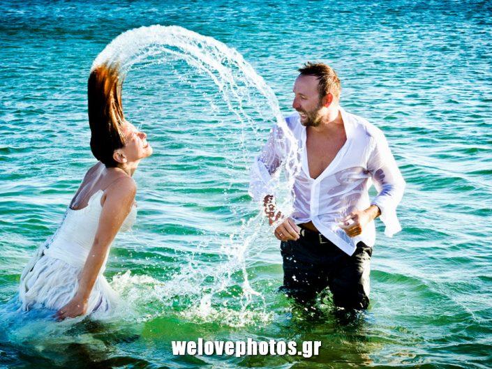 φωτογράφιση γάμου πάρος