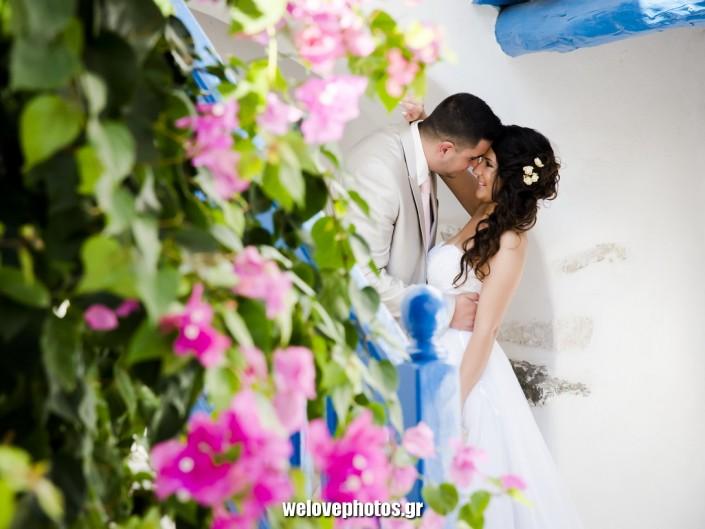 καλλιτεχνική φωτογραφία γάμου στην Πάρο