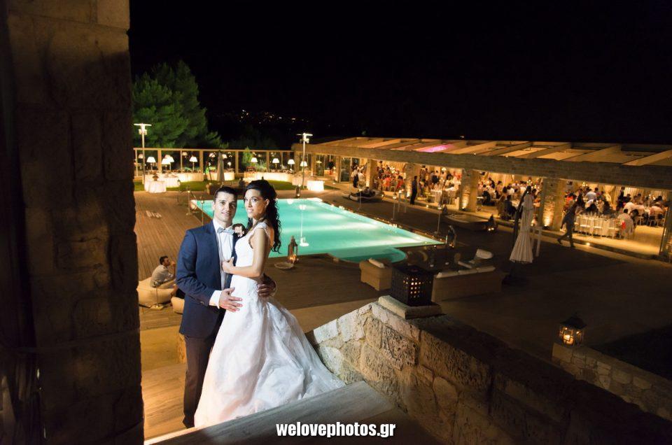 φωτογράφιση γάμου στο κτήμα Γρέγου